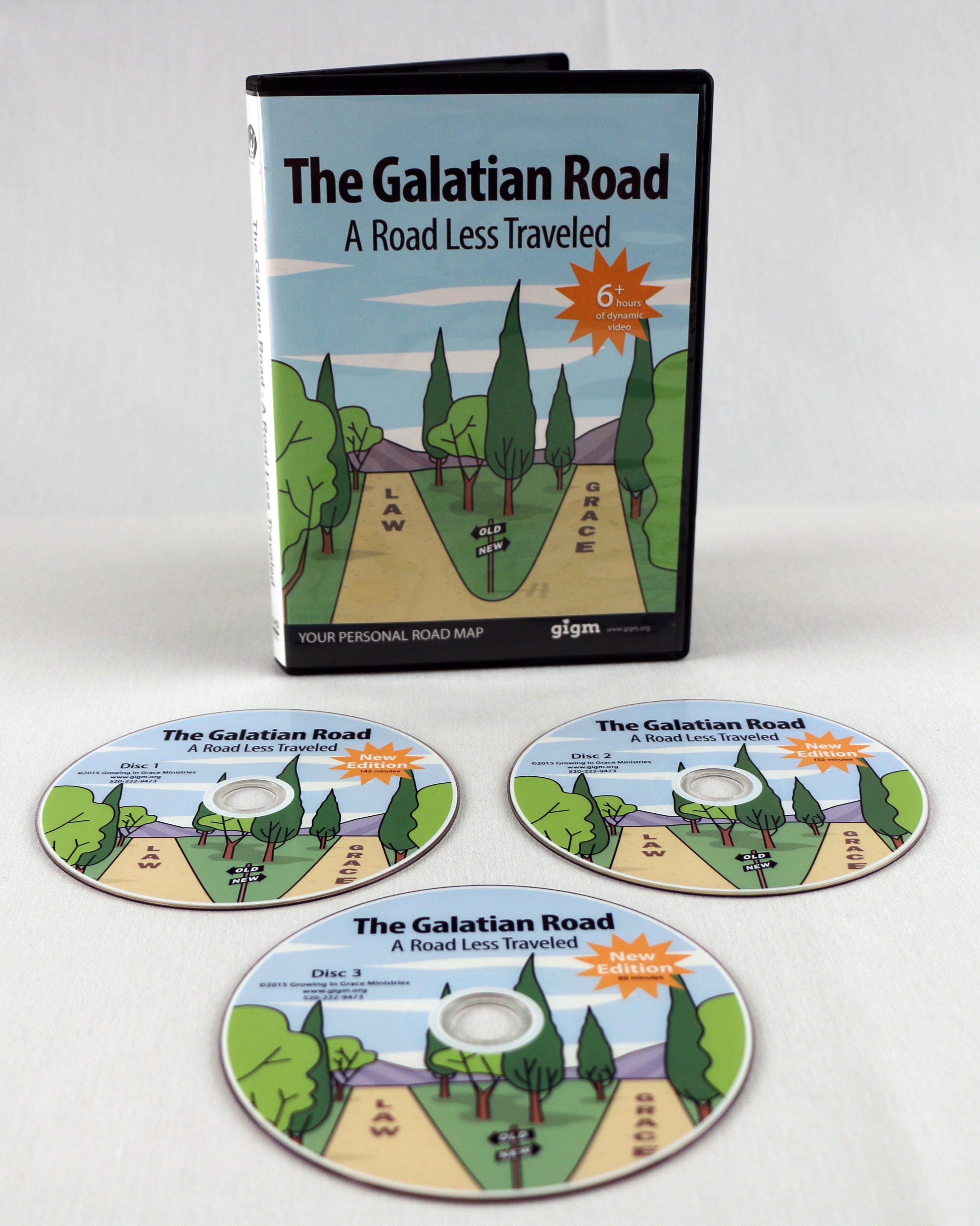 DVD's (3 Discs)